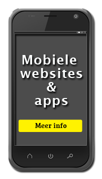 Mobiele website of app