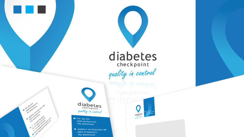 Diabetes Checkpoint huisstijl